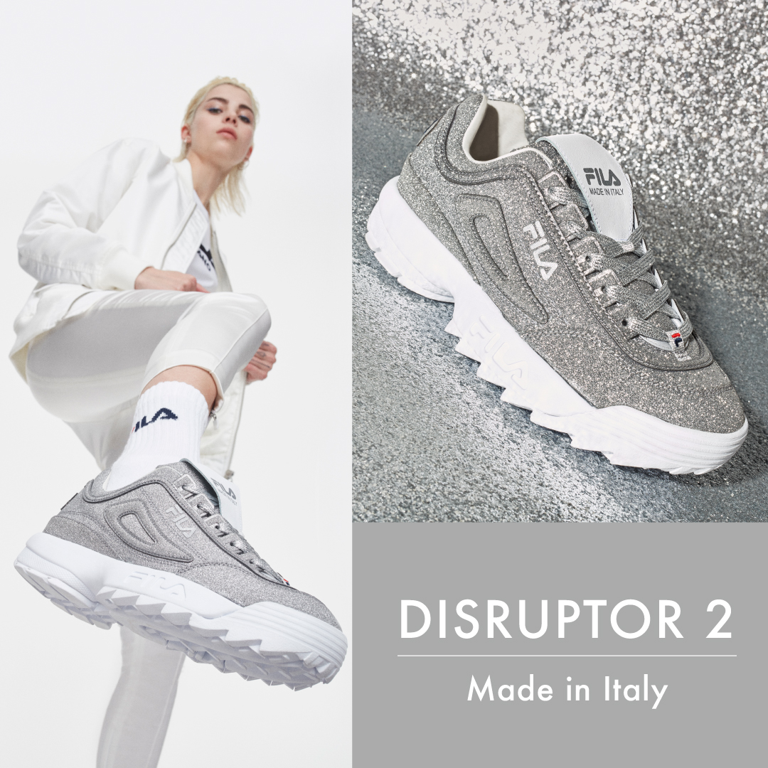 Disruptor2 made in Italy